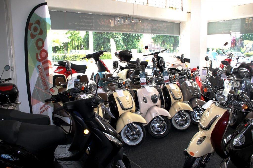 scooter reparaties